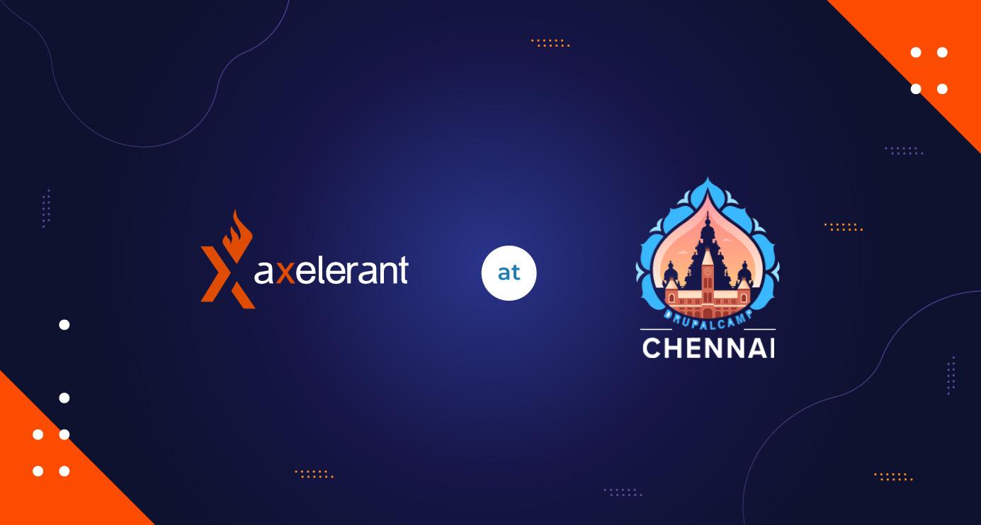 Axelerant At DrupalCamp Chennai 2019
