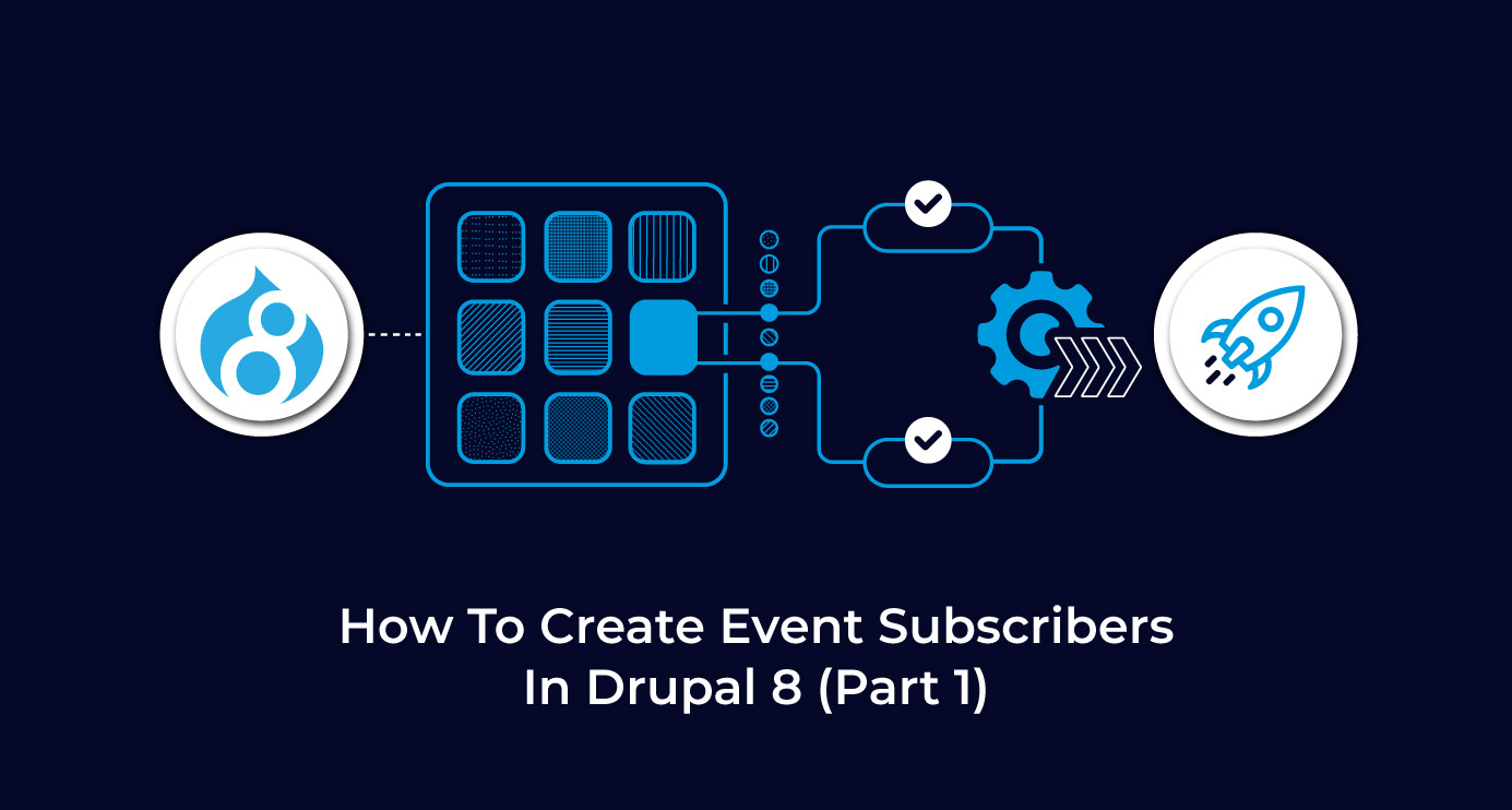 How To Create Event Subscribers In Drupal 8 - Part 1