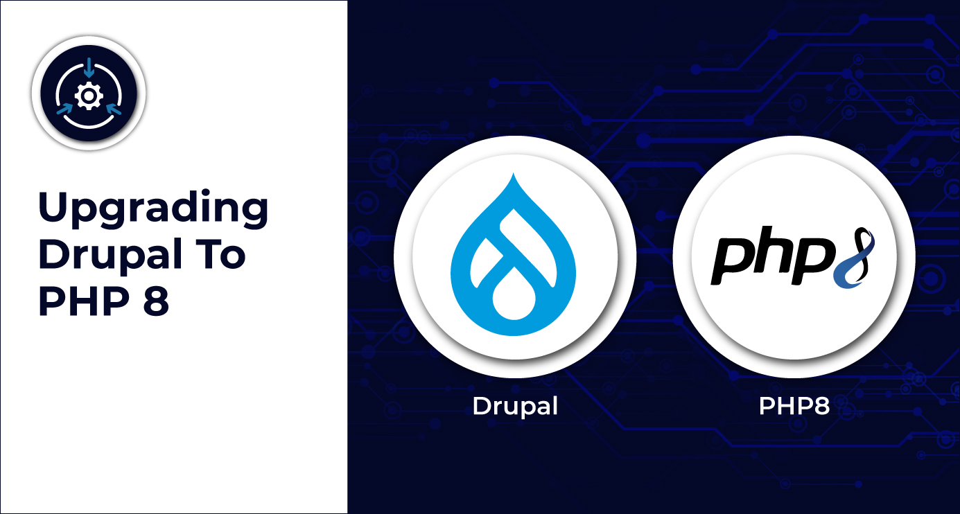 Upgrading Drupal to PHP 8