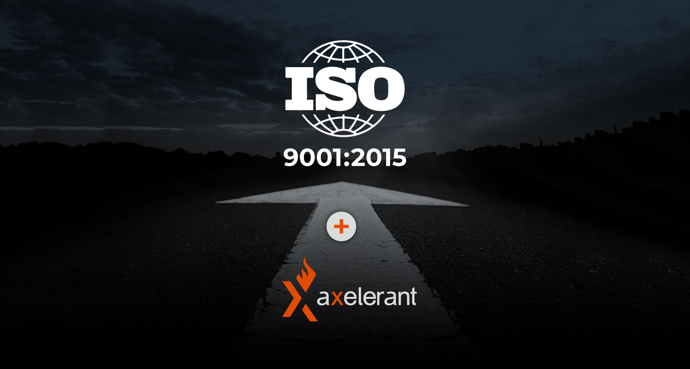 How Axelerant became an ISO certified organization