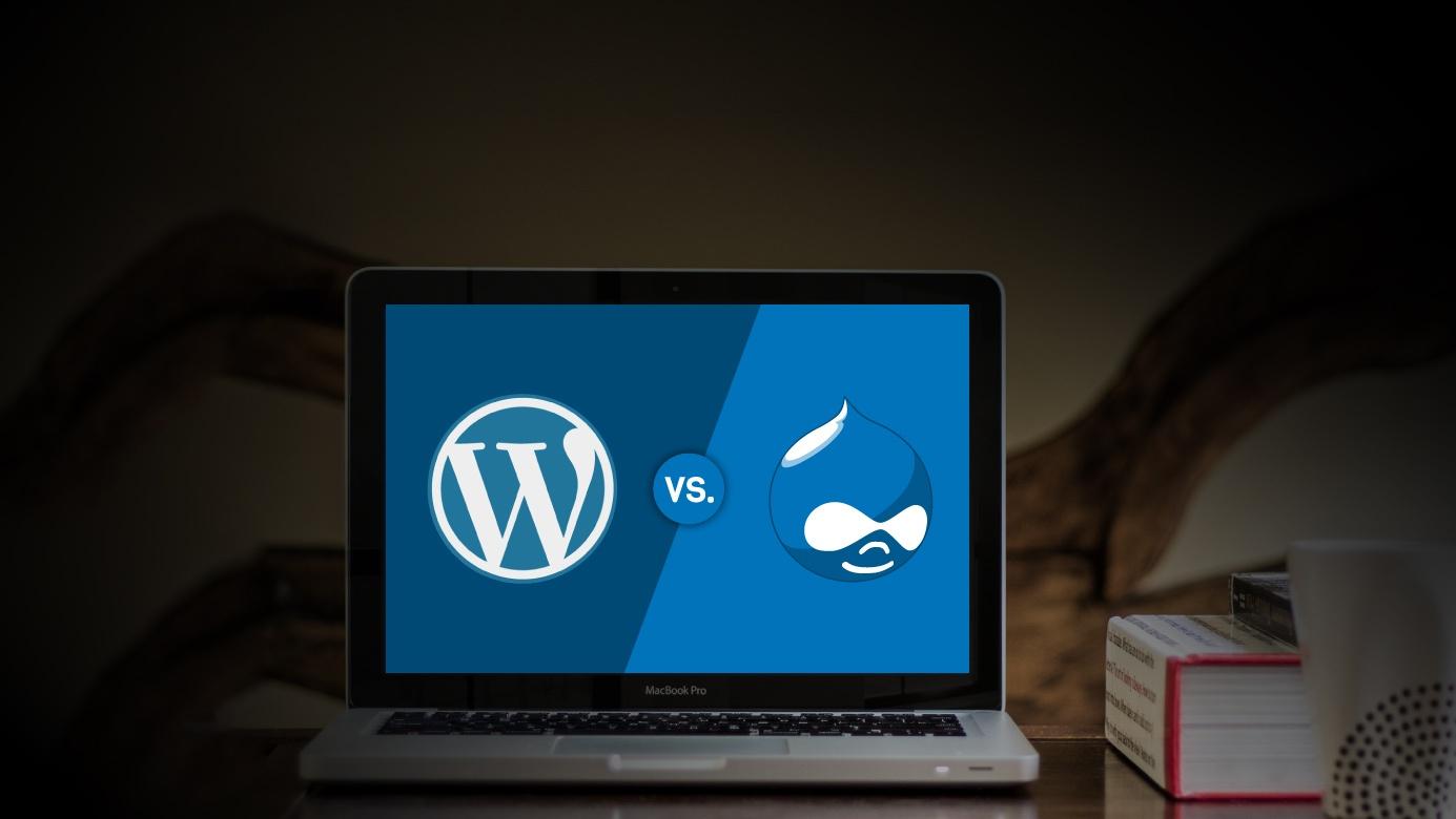 Why Drupal 8 Changes WordPress vs. Drupal