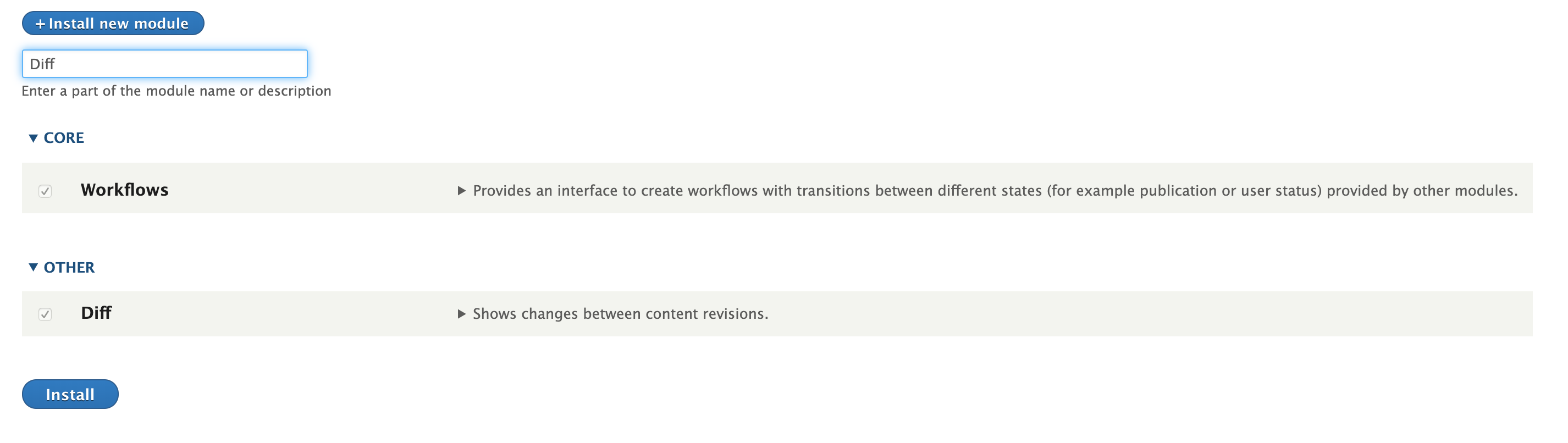 Testing Revisions in Drupal - 17