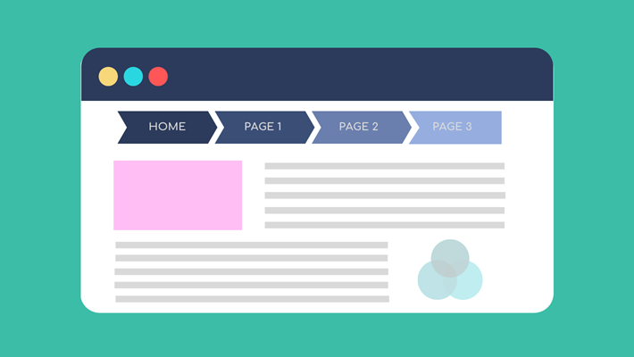 QA Checklist For Testing Advanced Front End Elements - BreadCrumbs