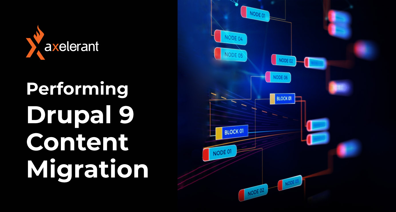 Performing Drupal 9 Content Migration