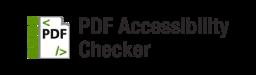 PDF Accessibility Checker logo