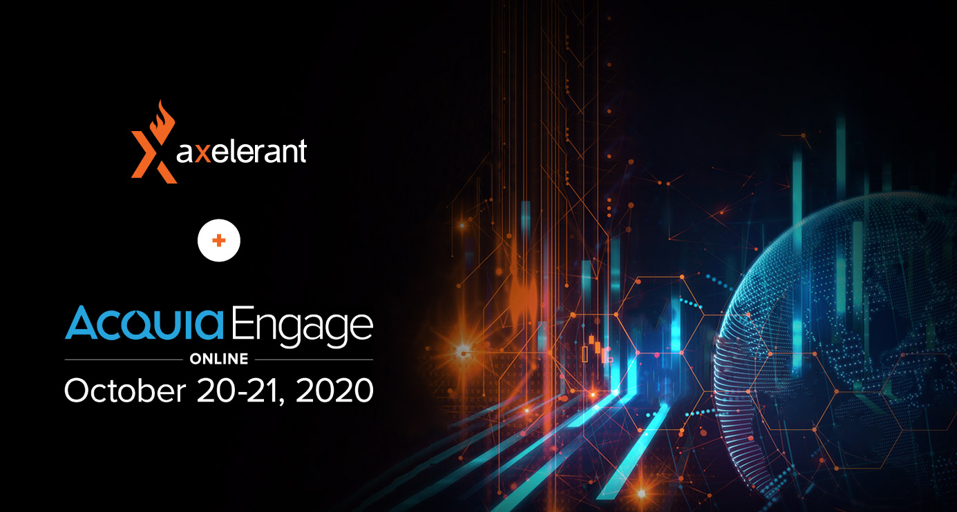 Axelerant + Engage 2020:  Who Should Care?