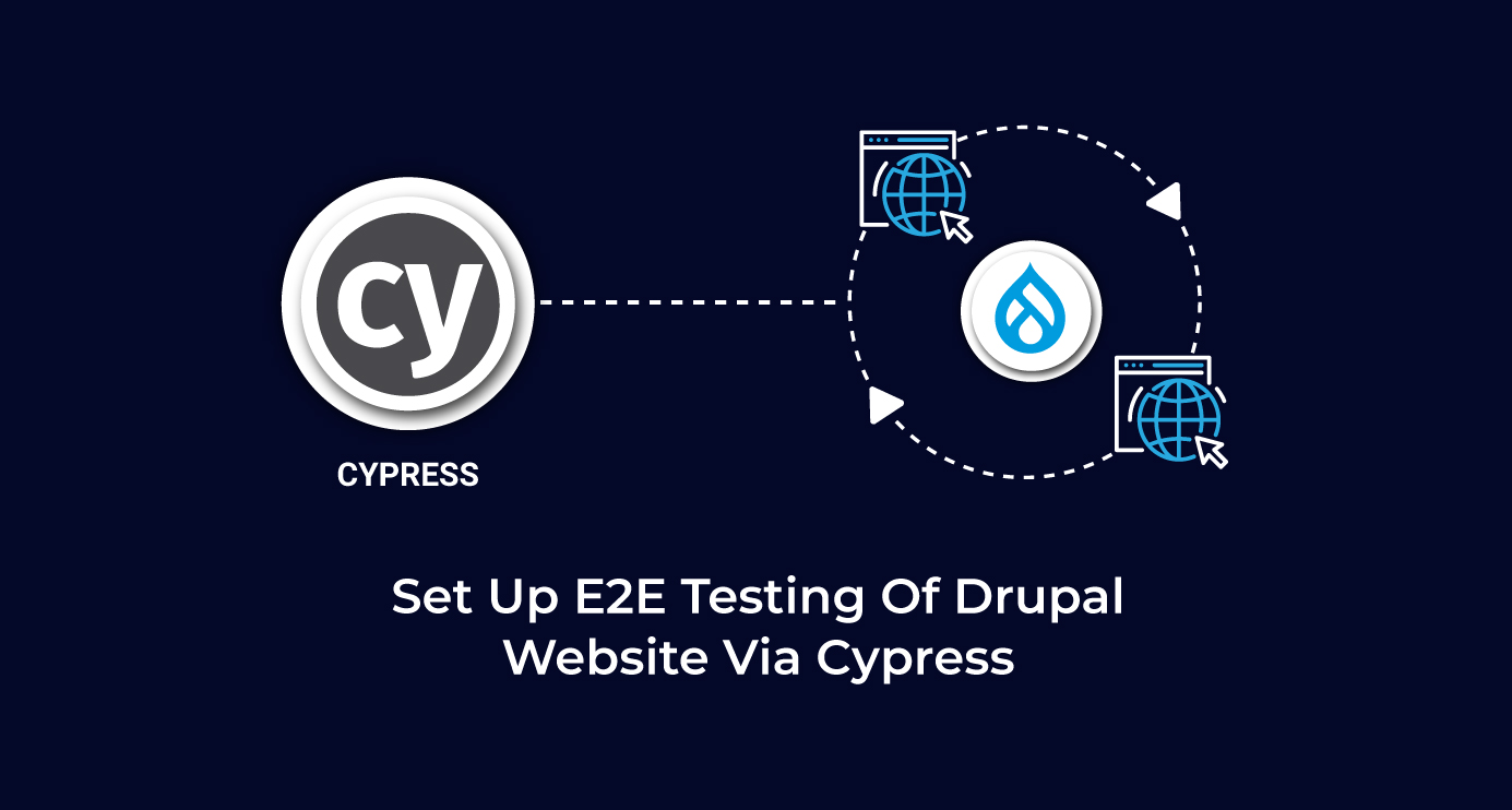Use Case: Set Up E2E Testing Of Drupal Website Via Cypress