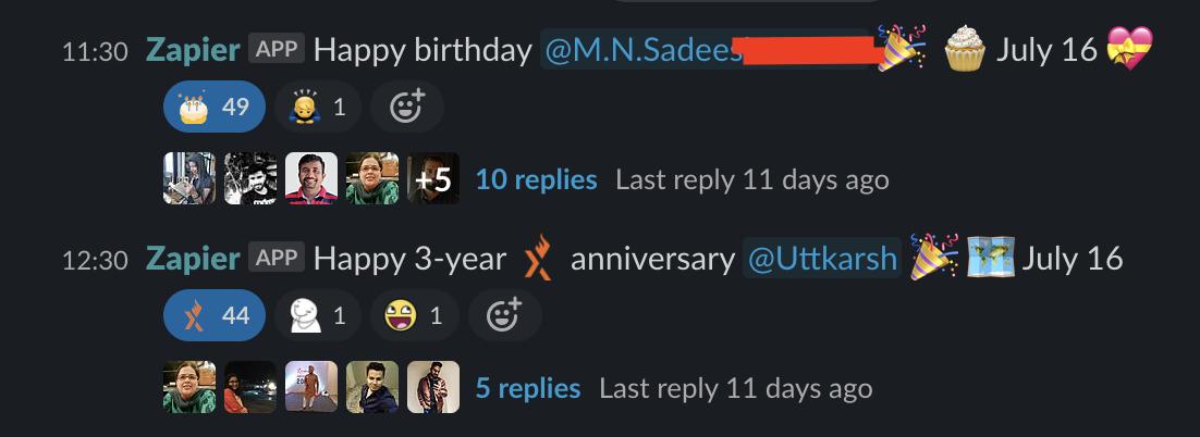 Managing a remote team_anniversaries