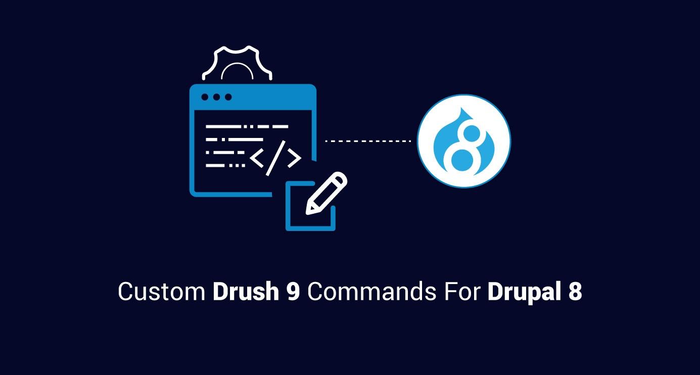 How to write custom Drush 9 commands for Drupal 8