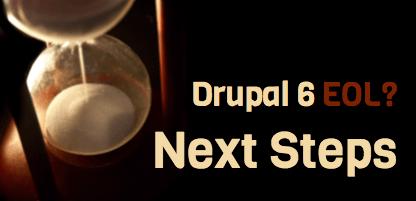 Drupal 6 EOL: Next Steps for Positive Change