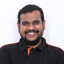Profile picture for user Aroop Kumar Bhupathiraju
