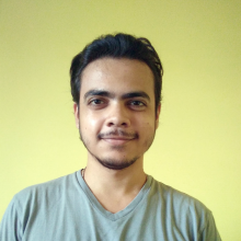 Profile picture for user Rohit Ganguly