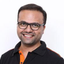 Profile picture for user Vivek Agarwal